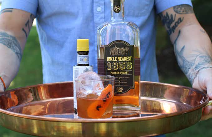 Uncle Nearest Old Fashioned