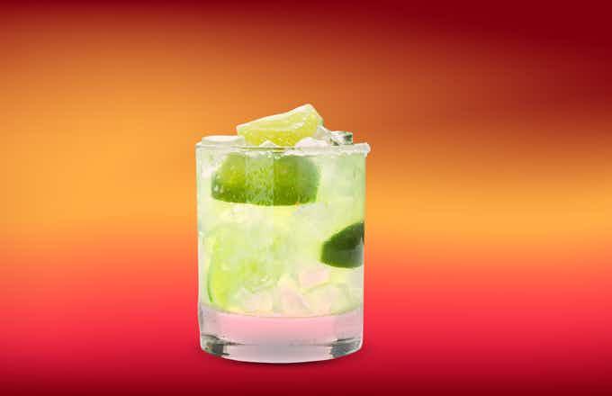 UV Spicy Margarita
