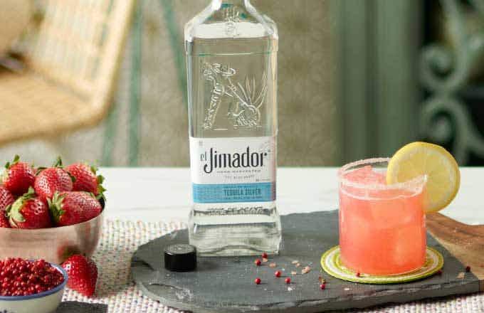 El Jimador Pink Peppercorn Margarita