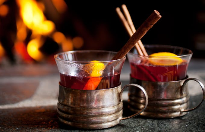 Mulled Red Wine