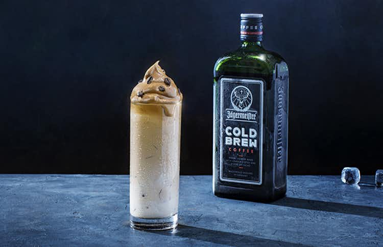 Jägermeister Cold Brew Whipped Coffee