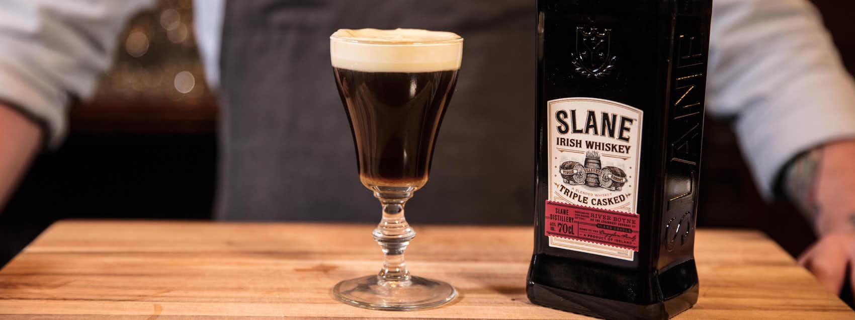 Slane Irish Coffee