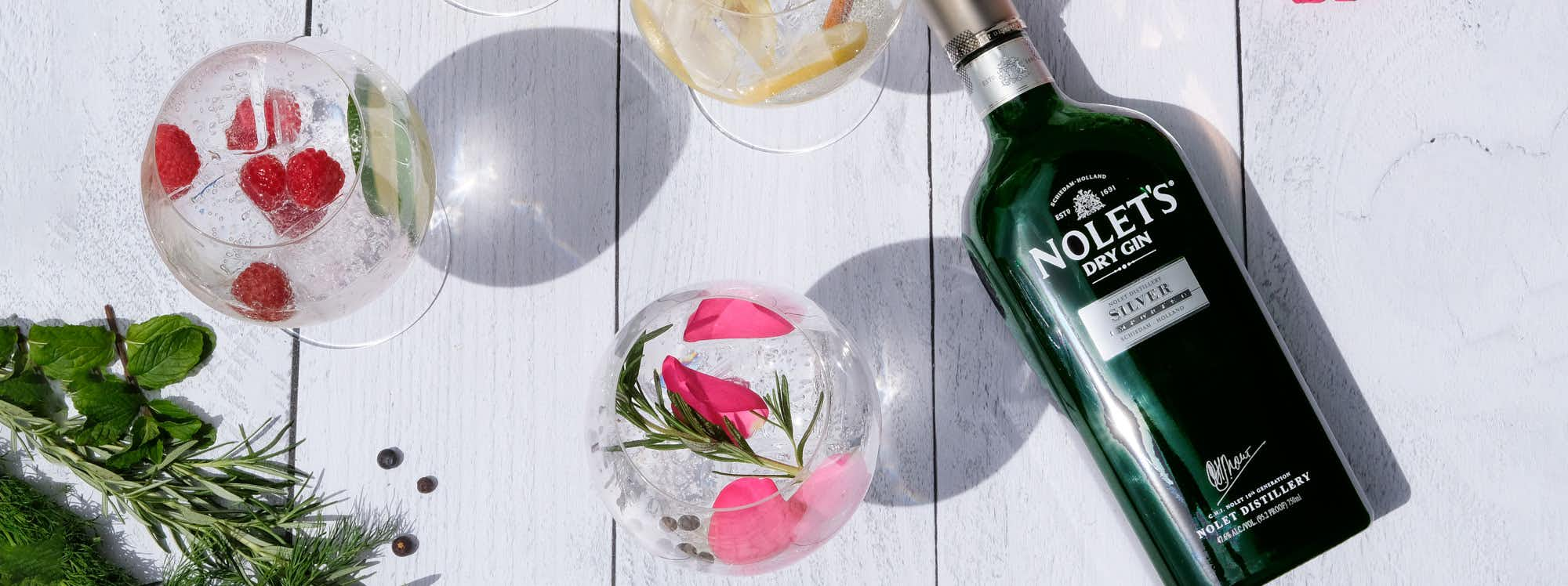NOLET'S Silver Gin & Tonic