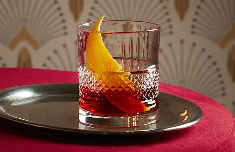Hennessy Sazerac