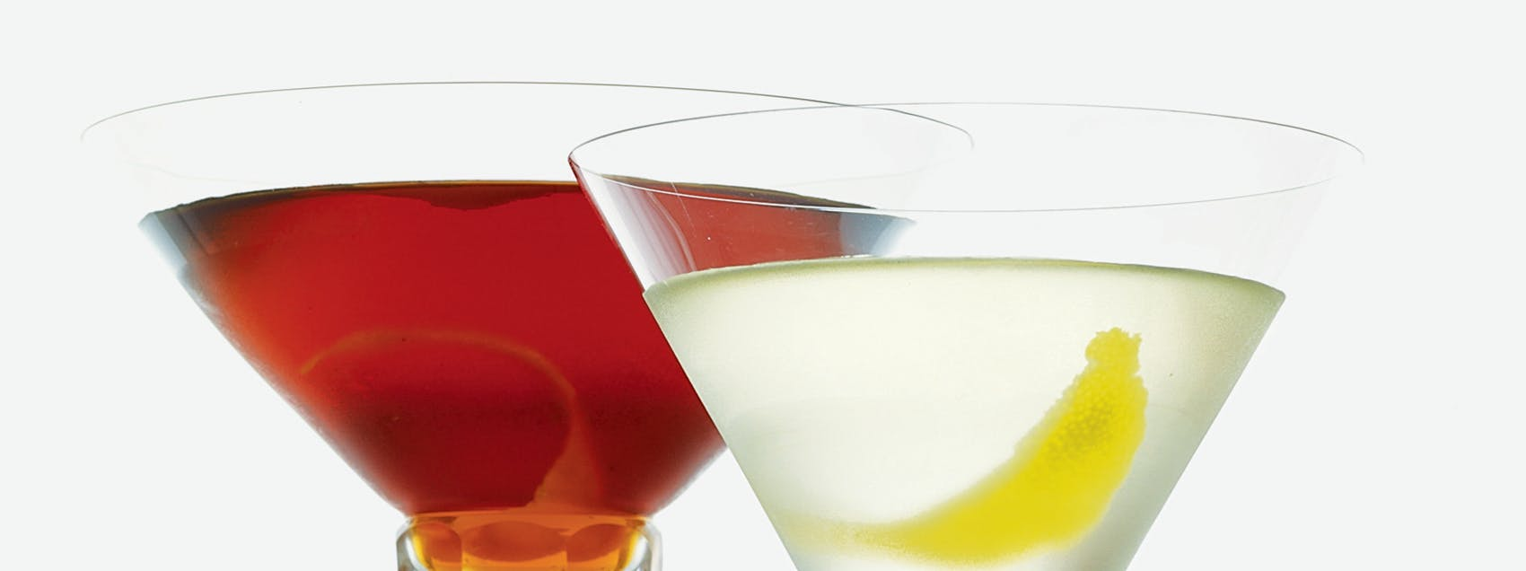 Food & Wine Martini