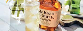 Maker's & Ginger