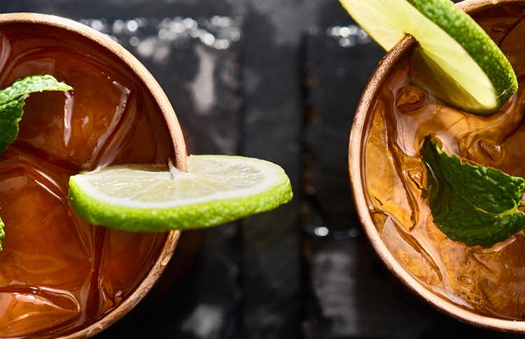 Moscow Mule Recipe Drizly