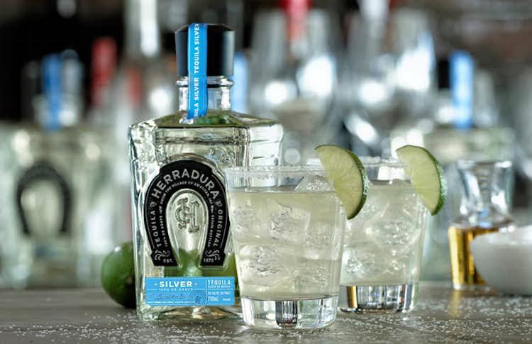 Horseshoe Margarita