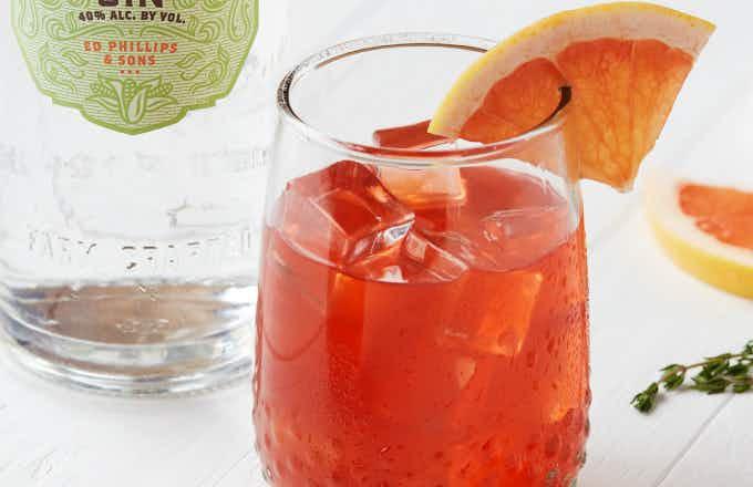 Prairie Grapefruit Negroni