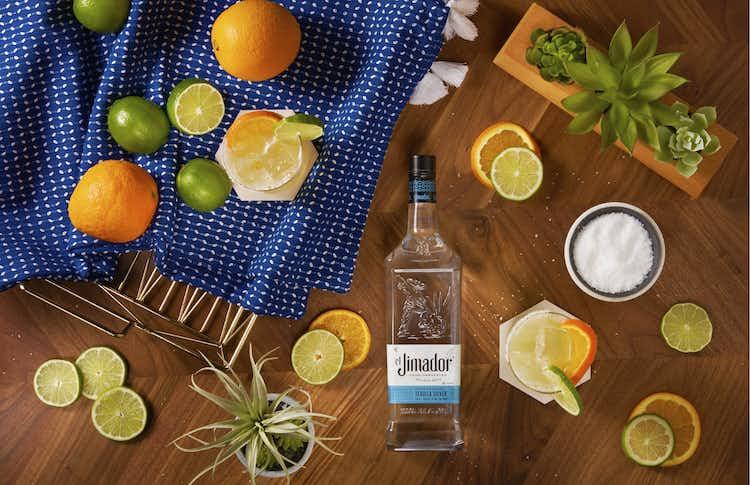 Bartender Board Fresh Margarita