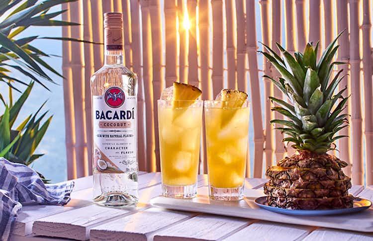 BACARDI Coconut & Pineapple