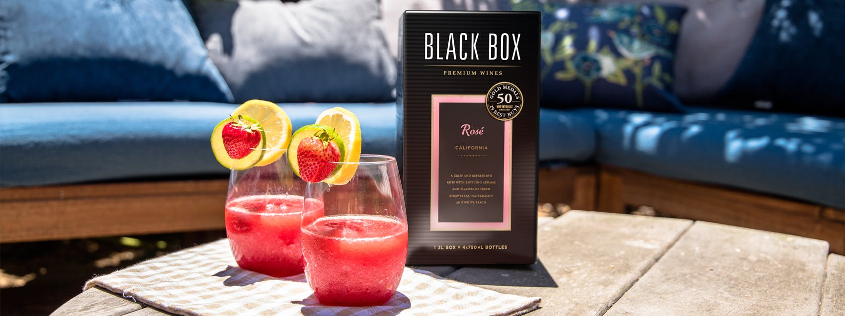 Black Box Frosé