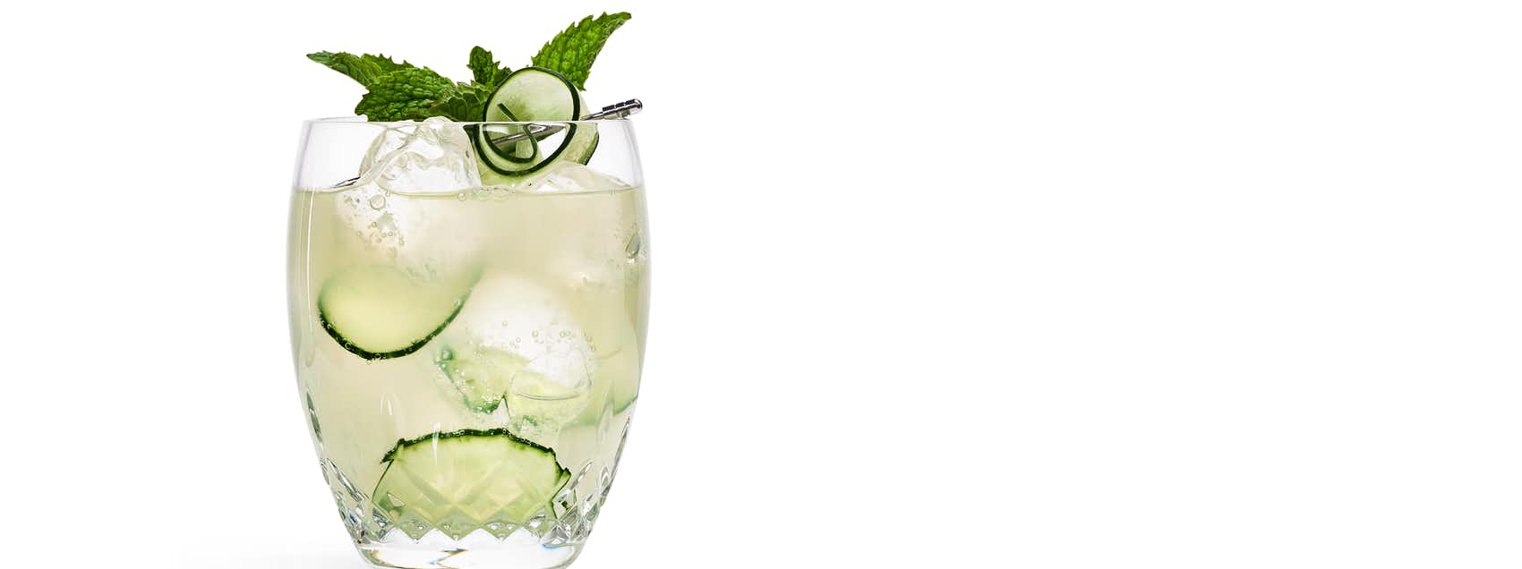 Cointreau Cucumber Mint Rickey