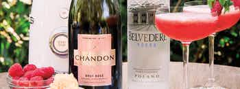 Chandon Frozen Berry Cocktail