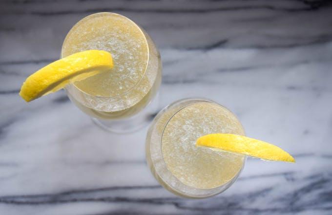 Sparkling Summer Lemonade