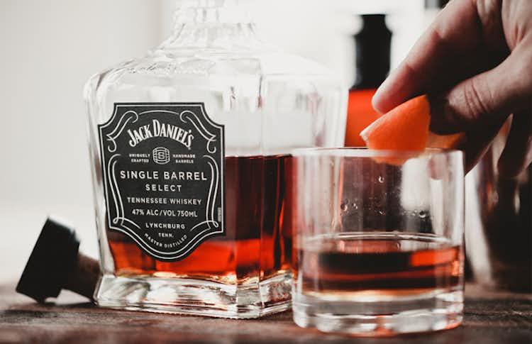 Single Barrel Old Fashioned