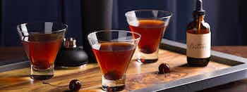 Jim Beam Black Manhattan
