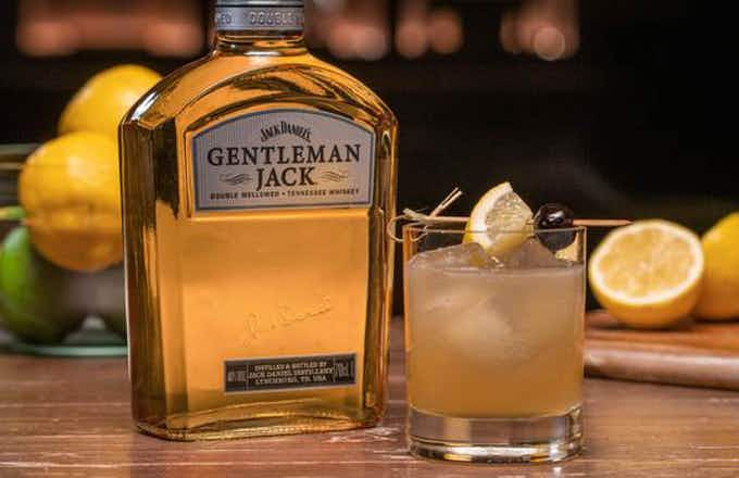 GJ Whiskey Sour
