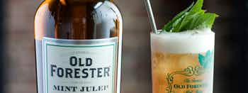 Old Forester 10-Second Julep
