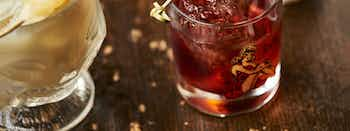 Ginger Spiced Negroni