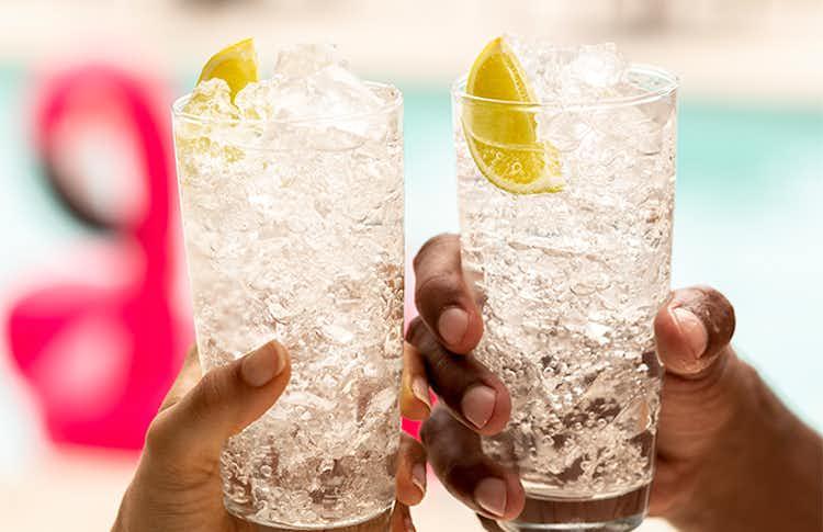 Malibu & Soda
